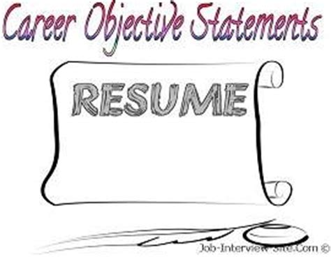 Entry Level Resume Objective Examples - job-interview-sitecom