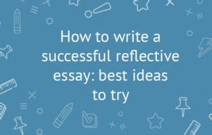Choosing the right college essay
